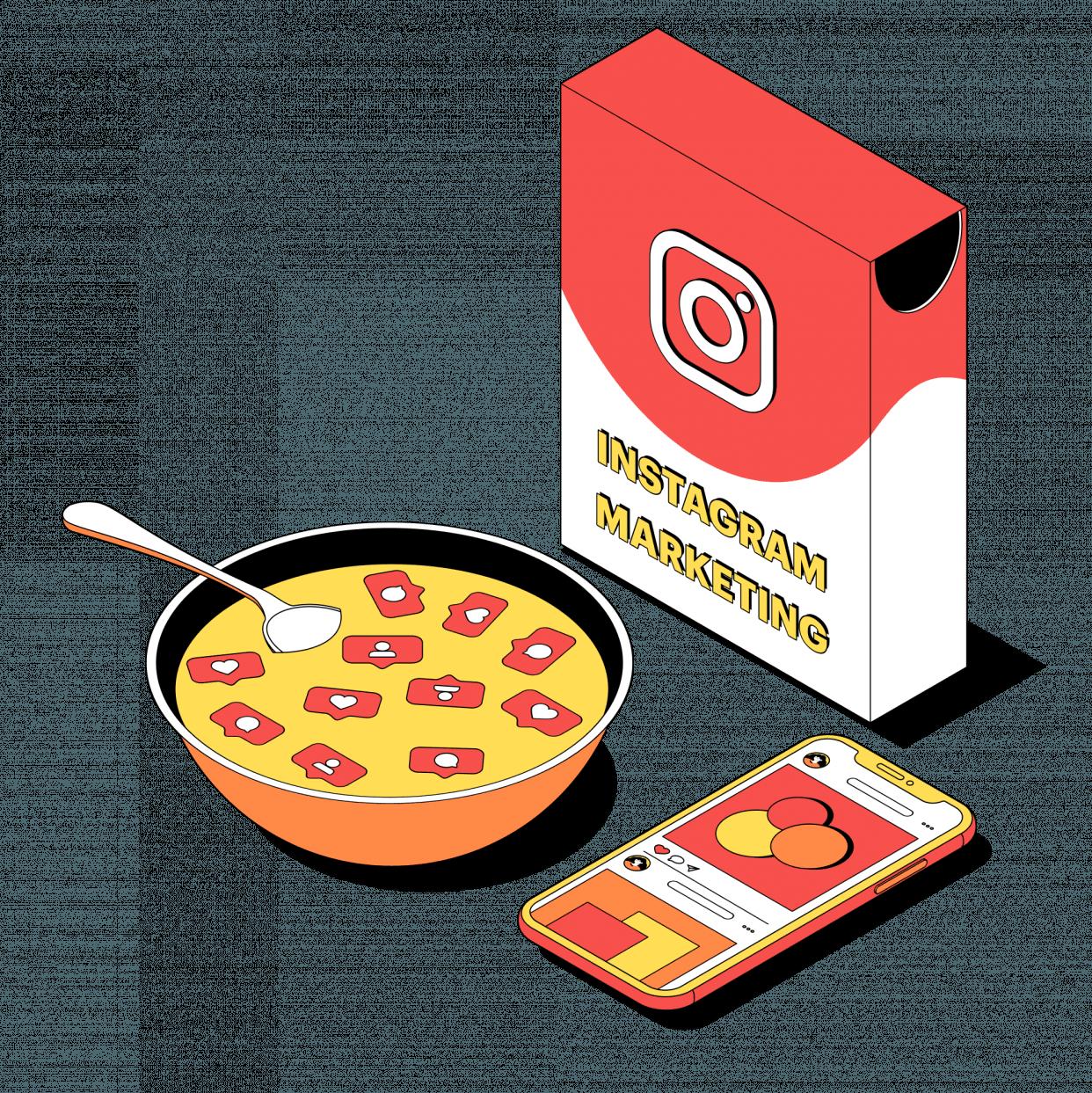 Курс «Instagram-маркетолог» от Skillbox