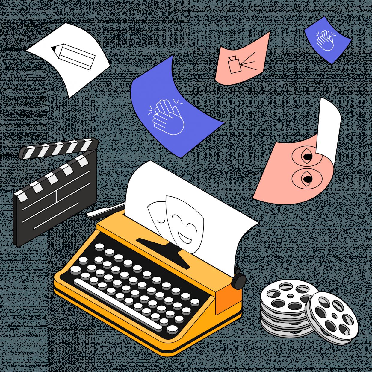 Курс «Сценарист» от Skillbox
