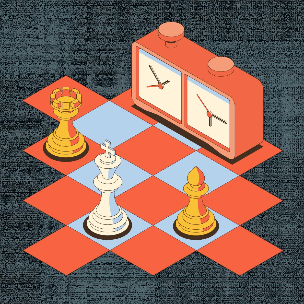 Курс «Основы шахмат» от Skillbox