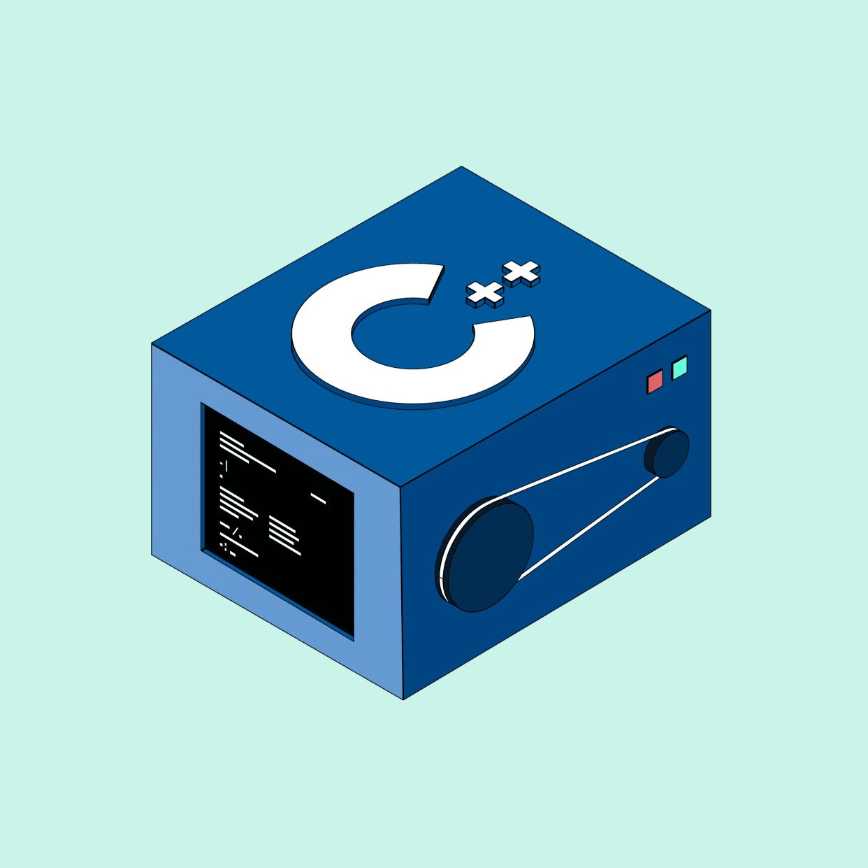 Курс «Разработчик на C++» от Skillbox